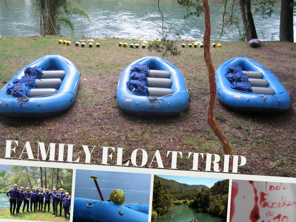 Family Float Trip